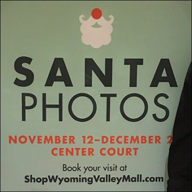Last Call: Santa Photos At The Mall
