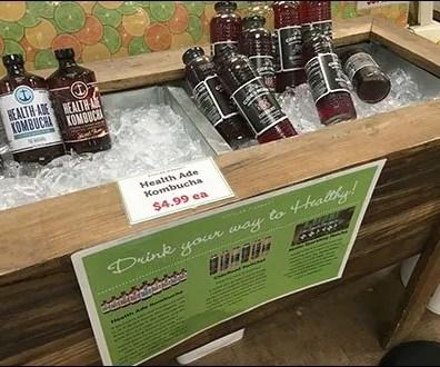 Sickles Iced Organics and Health Aids 2