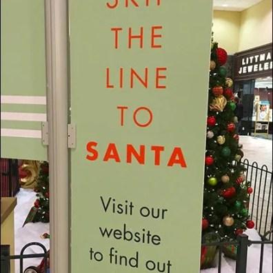 Skip The Line To Santa 2