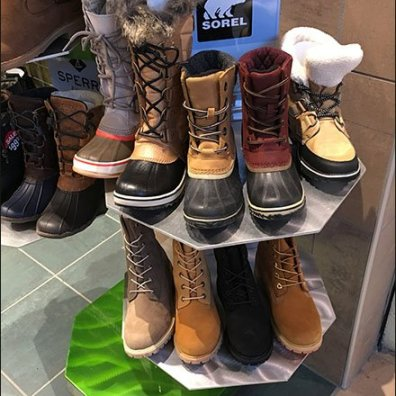 Sorel Heaxagonal Boot Stand 2