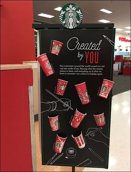 Created By You Starbucks Specialty Coffee Cups