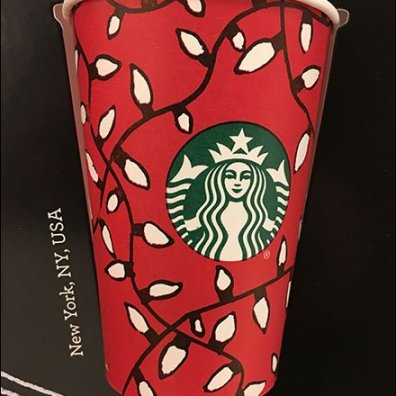 Starbucks Cups Created By You 3