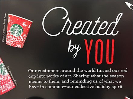 Starbucks Specialty Coffee Cups