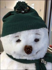 Store Entry Snowman 3