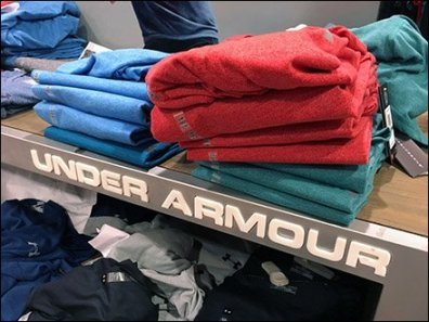 Under Armour Throws a Pass With Threadborne 3