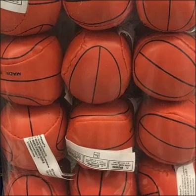Hook Shot: Basketballs By The Dozen
