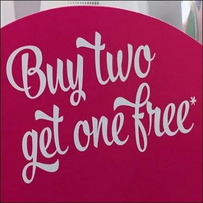 BioSilk BOGO Shelf-Edge Buy 2 Get 1 Free
