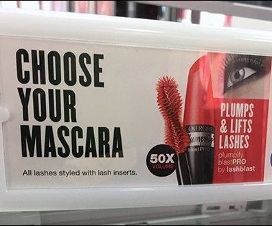 Choose Your Mascara 6