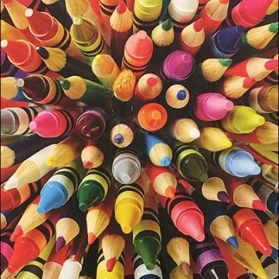 Creativity For All Pencil Burst 3