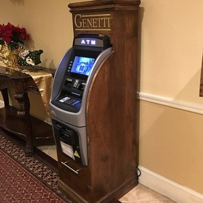 Hotel Wood ATM
