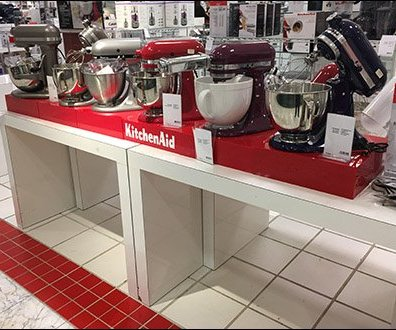 KitchenAid Category Definition By Branded Pedestals