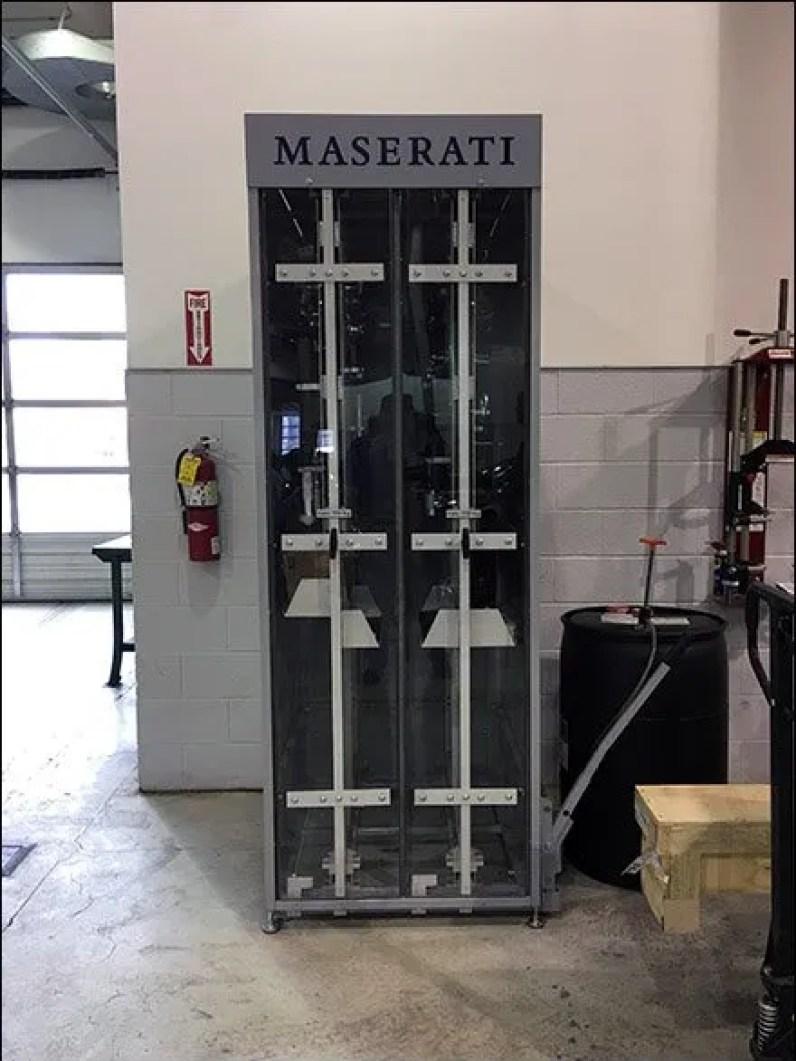 Maserati Banded Suspension Tool Kits