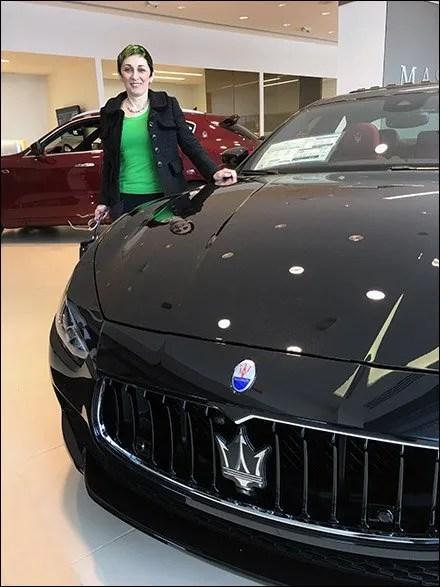 Maserati Care For The Individual Customer
