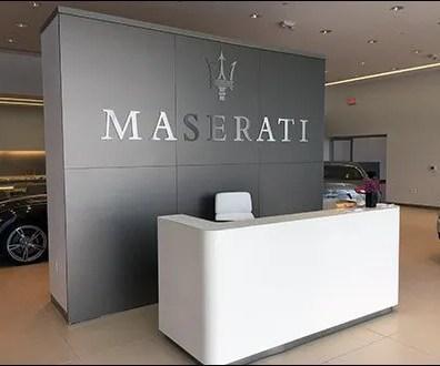 Maserati Reception 4