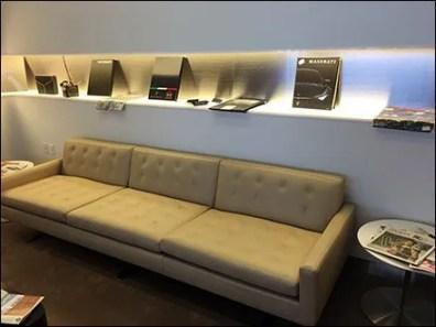 Maserati Waiting Room 2