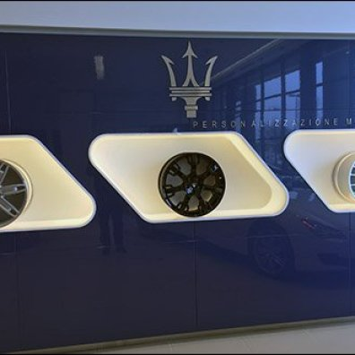 Maserati Wheel Personalization 2