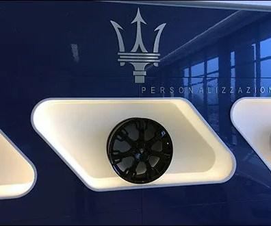 Maserati Wheel Personalization 3