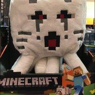 Minecraft Ghast Plush 2