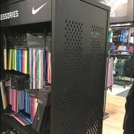 Nike Diamond Pattern Perforated Accessories Rack 2
