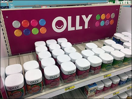 Olly Vitamin Branded Category Definition