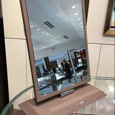 Panerai Mirror at Sidney Thomas Jewelers