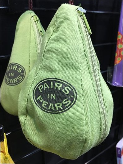 Pears in Pairs Game Hooked