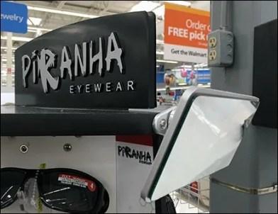 Piranha Sunglass Spinner Mirror 2