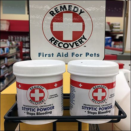 Pet First-Aid PowerWing Strip Merchandiser