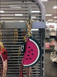 Spring Purse Charm Rollout by Saddle Mount Bar Hook