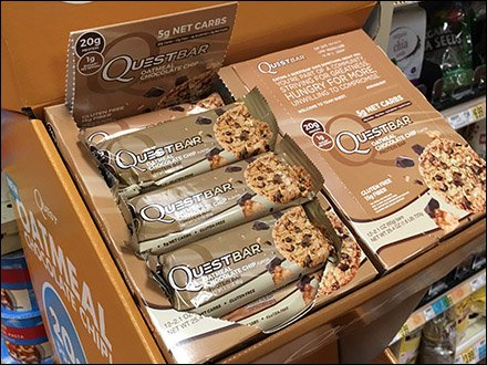 QuestBar Sold By The Bar, Sold By The Box