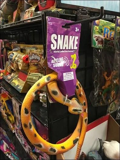 Snake on 90º Tip Hook 2