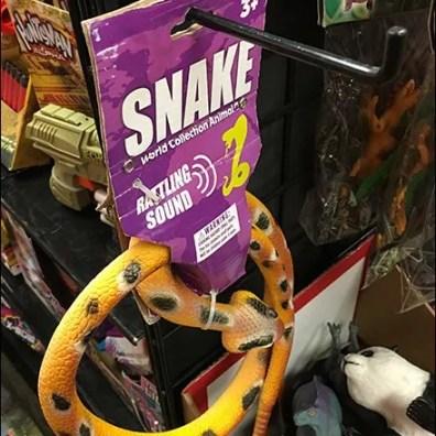 Snake on 90º Tip Hook 3