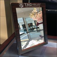 TagHeuer Wrist Watch Table-Top Mirror