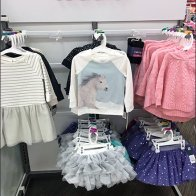 Toddler Apparel Assortment Goes Mobile