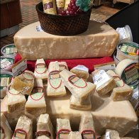Wegmans Cheese Island Display 3