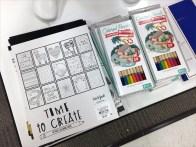 Art Class Coloring Book Cross Sell 2