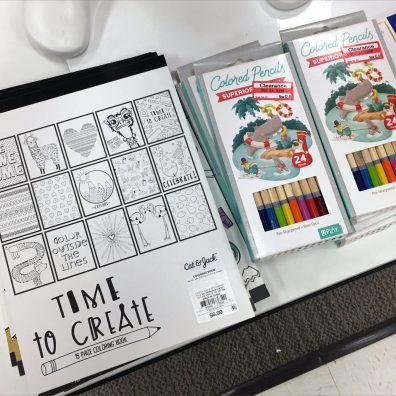 Art Class Coloring Book Cross Sell 2