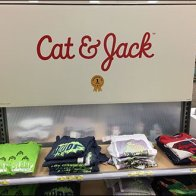 Target Cat & Jack Branded T-Shirt Guarantee
