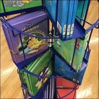 Disney Storybooks Open-Wire Spinner