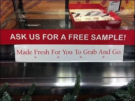 Edible Arrangements Free Samples