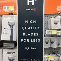 Harry's Razor Double Branding and Promise