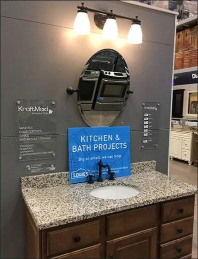 Kraft Maid Acrylic Bath Signs 1