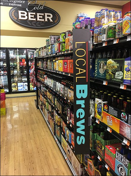 Local Beers Category Management