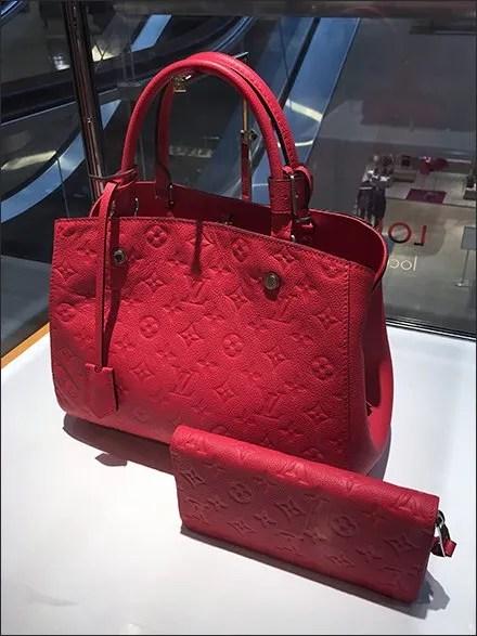 Louis Vuitton Museum Case Directional 3
