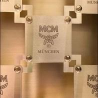 MCM Bag Branded Security Grill 3