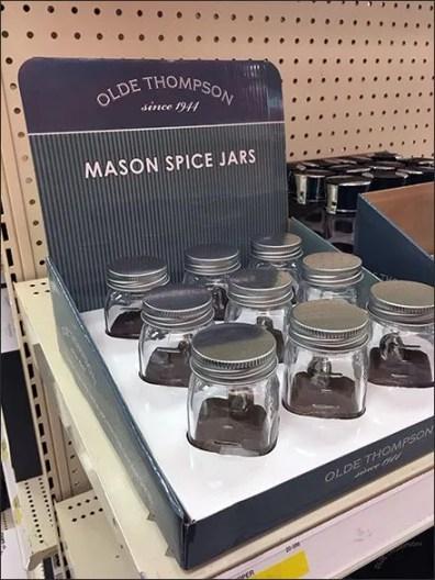 Mason Spice Jars 2