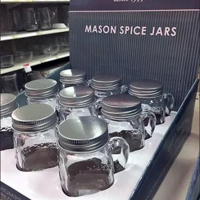 Mason Spice Jars 3