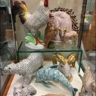 Neiman Marcus Fine Porcelain Menagerie Museum Case 2