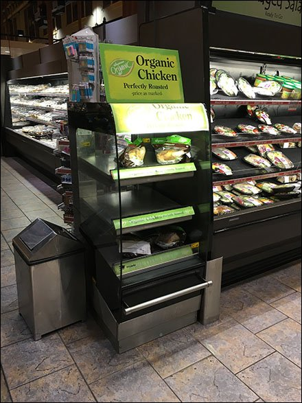 Upping the Ante On Organic Chicken