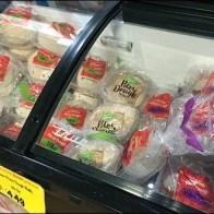 Frozen, Organic, Pizza Dough To Go.